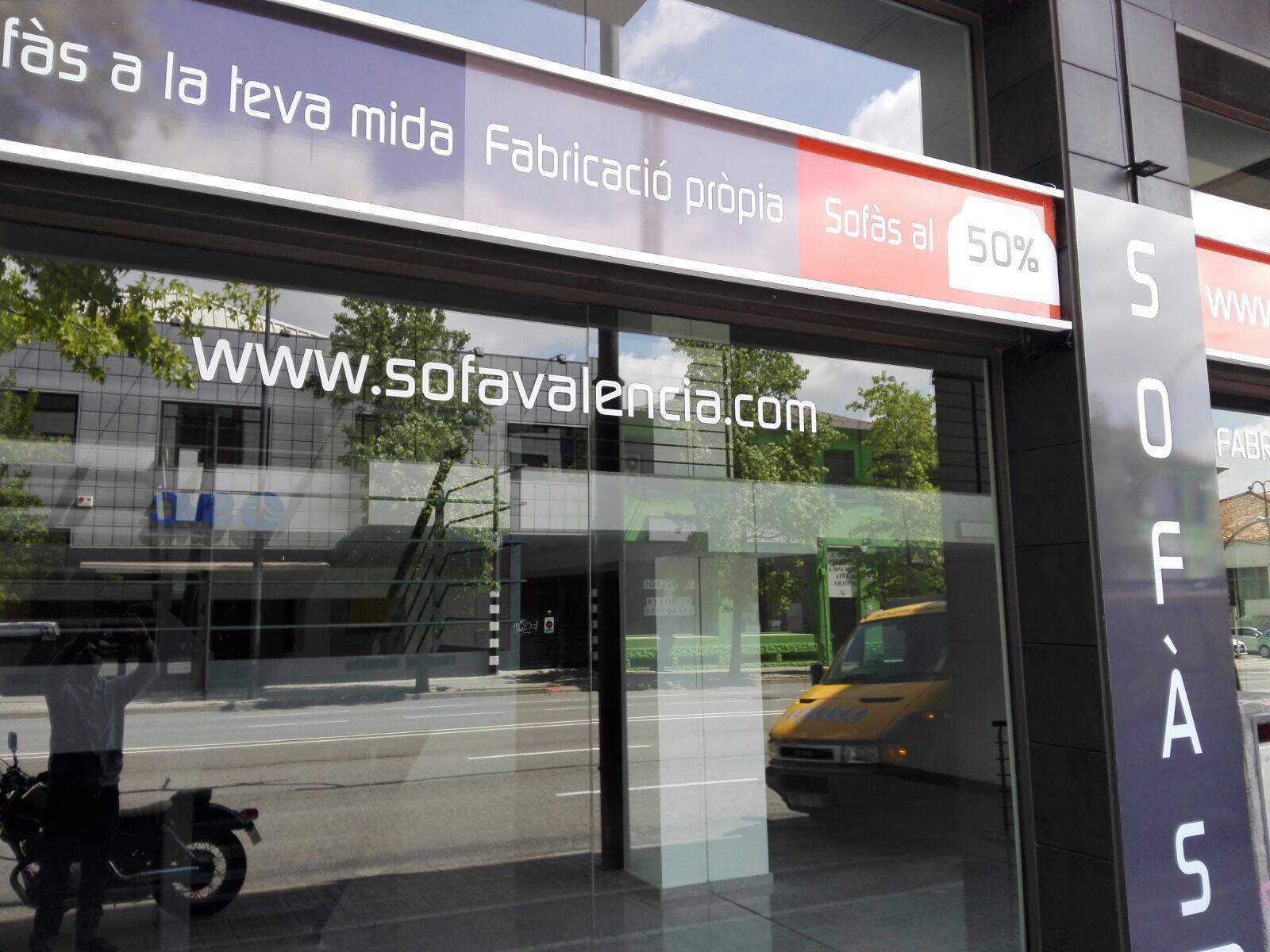 Nueva tienda de sof s en sabadell sof s valencia - Sofas valencia alberic ...
