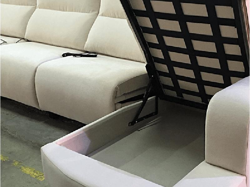 Miniatura del Arcón en Chaiselongue | Sofá realizado a medida en nuestra Fábrica de Sofás Valencia