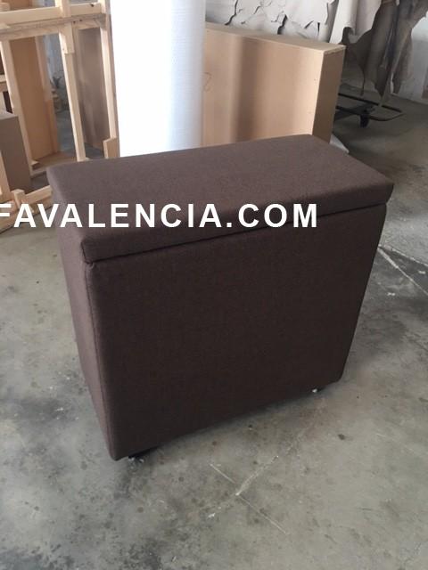 Miniatura 0 del Banqueta Puff | Sofá realizado a medida en nuestra Fábrica de Sofás Valencia