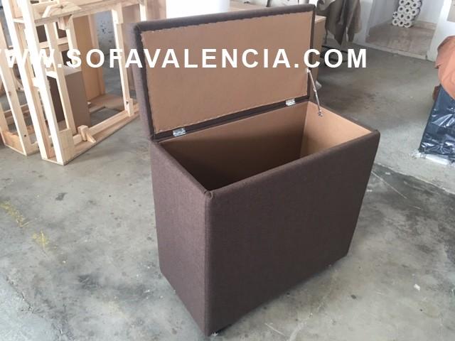 Miniatura del Banqueta Puff | Sofá realizado a medida en nuestra Fábrica de Sofás Valencia