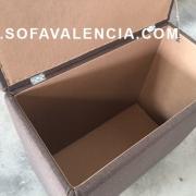 Miniatura 4 del Banqueta Puff   Sofá realizado a medida en nuestra Fábrica de Sofás Valencia