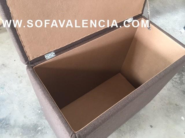 Miniatura 4 del Banqueta Puff | Sofá realizado a medida en nuestra Fábrica de Sofás Valencia