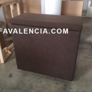 Miniatura 3 del Banqueta Puff | Sofá realizado a medida en nuestra Fábrica de Sofás Valencia