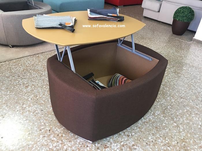 Miniatura del Mesa de Centro M3 | Sofá realizado a medida en nuestra Fábrica de Sofás Valencia