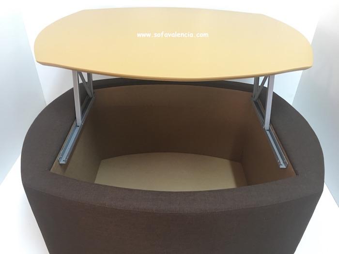 Miniatura 0 del Mesa de Centro M3 | Sofá realizado a medida en nuestra Fábrica de Sofás Valencia