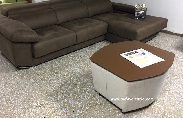 Miniatura 1 del Mesa de Centro M4 | Sofá realizado a medida en nuestra Fábrica de Sofás Valencia