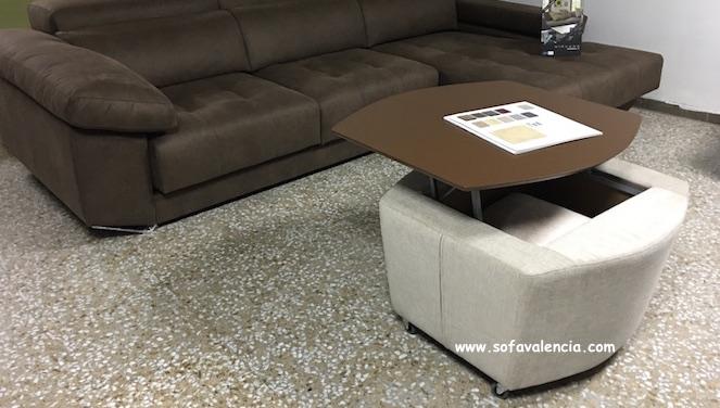 Miniatura 2 del Mesa de Centro M4 | Sofá realizado a medida en nuestra Fábrica de Sofás Valencia