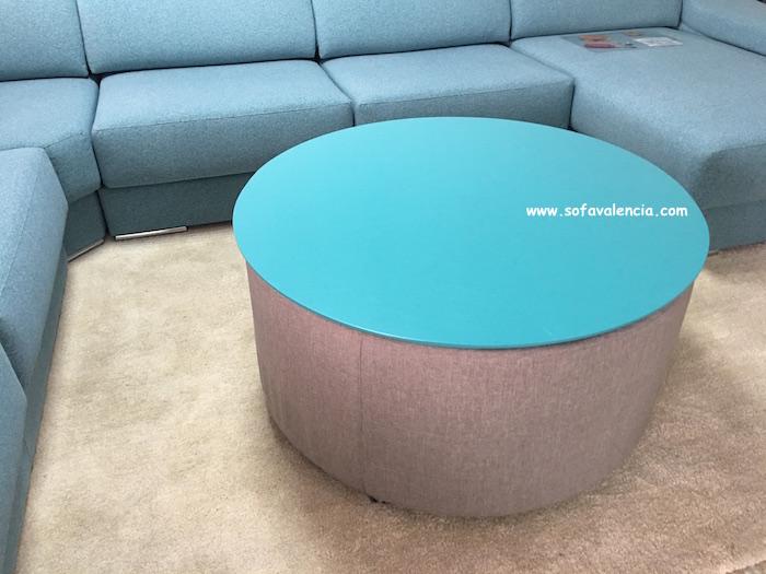 Miniatura 1 del Mesa de Centro M2 | Sofá realizado a medida en nuestra Fábrica de Sofás Valencia