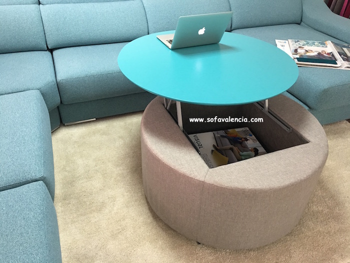 Miniatura del Mesa de Centro M2 | Sofá realizado a medida en nuestra Fábrica de Sofás Valencia