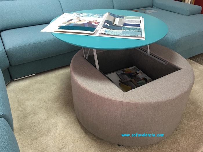 Miniatura 2 del Mesa de Centro M2 | Sofá realizado a medida en nuestra Fábrica de Sofás Valencia