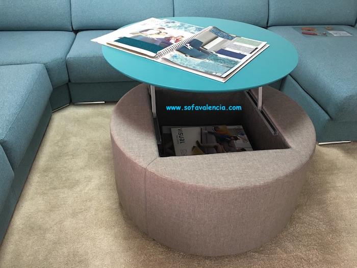 Miniatura 3 del Mesa de Centro M2 | Sofá realizado a medida en nuestra Fábrica de Sofás Valencia