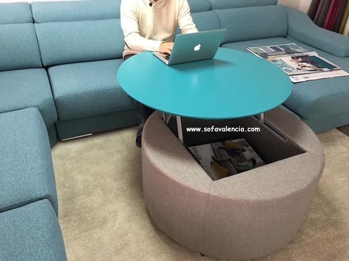 Miniatura 0 del Mesa de Centro M2 | Sofá realizado a medida en nuestra Fábrica de Sofás Valencia