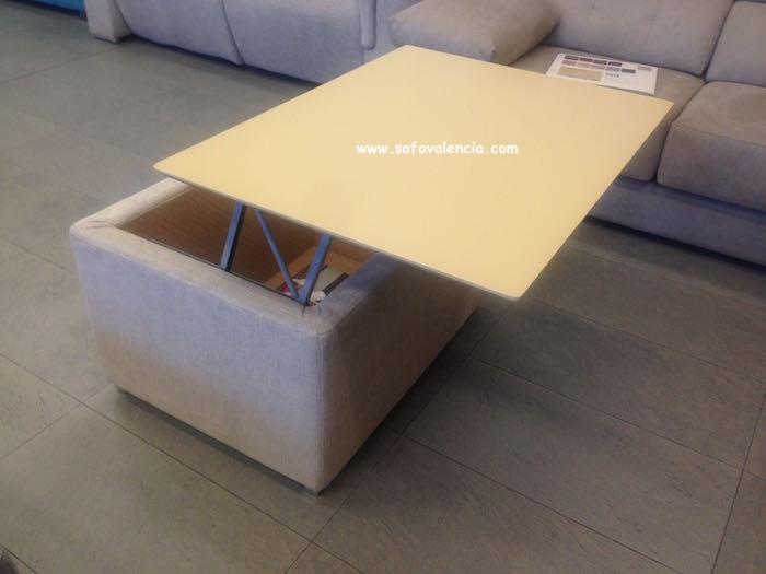 Miniatura 1 del Mesa de Centro M1 | Sofá realizado a medida en nuestra Fábrica de Sofás Valencia