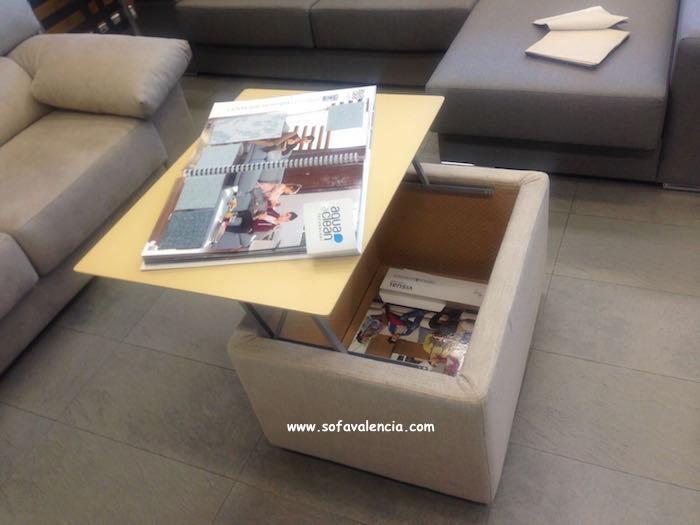 Miniatura 2 del Mesa de Centro M1 | Sofá realizado a medida en nuestra Fábrica de Sofás Valencia