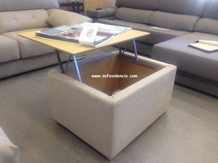 Miniatura del Mesa de Centro M1 | Sofá realizado a medida en nuestra Fábrica de Sofás Valencia
