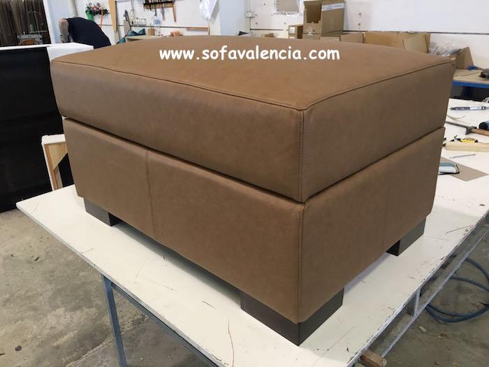 Miniatura 0 del Puff para sofás   Sofá realizado a medida en nuestra Fábrica de Sofás Valencia