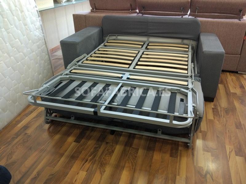 Miniatura 1 del Sofá cama Ivana de 1,20X1,90 | Sofá realizado a medida en nuestra Fábrica de Sofás Valencia