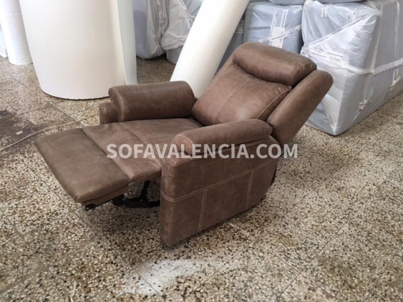 Miniatura 5 del Sillón Relax Modelo Palermo | Sofá realizado a medida en nuestra Fábrica de Sofás Valencia