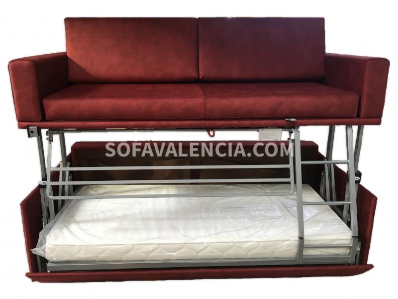 Sofa cama litera precio for Precios de sofas cama baratos