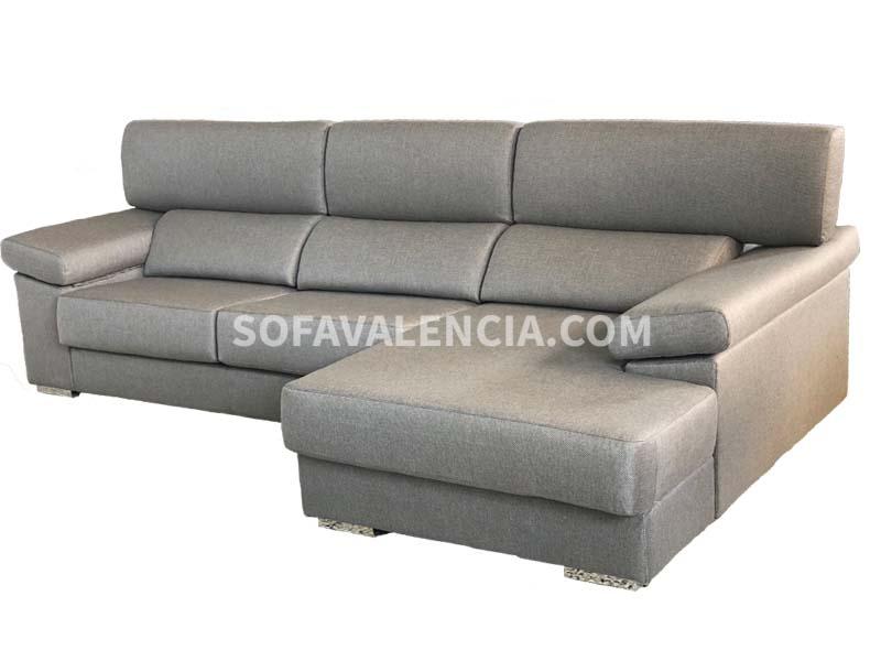 Chaise longue sofa baratos for Sofas valencia baratos