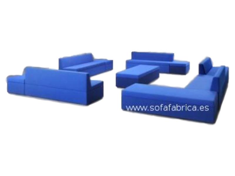 Miniatura del Sofá Entidades Modelo Hotel | Sofá realizado a medida en nuestra Fábrica de Sofás Valencia