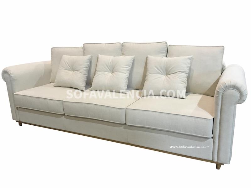 Sof entidades modelo n poles sof s valencia - Fabrica sofas valencia ...