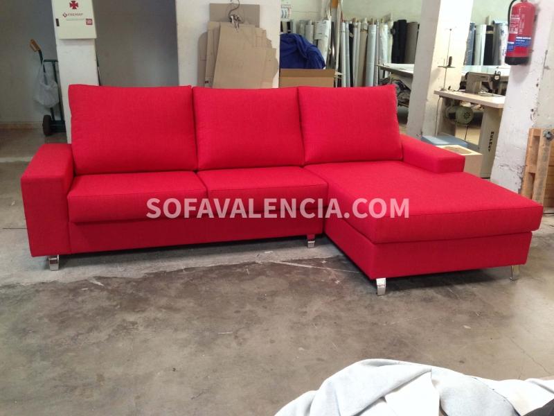 Miniatura 1 del Sofá barato modelo Jara   Sofá realizado a medida en nuestra Fábrica de Sofás Valencia