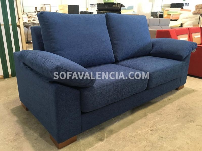 Miniatura 2 del Sofá barato modelo Jara   Sofá realizado a medida en nuestra Fábrica de Sofás Valencia