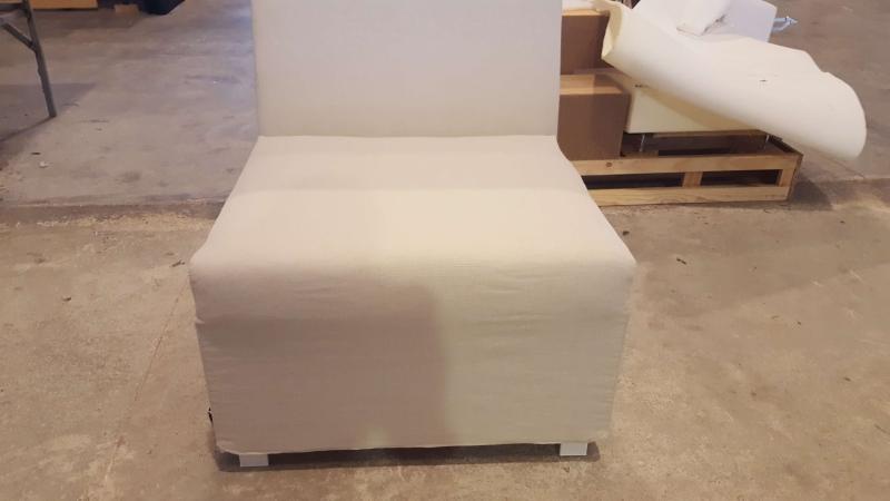 Miniatura 0 del Sofá Entidades Modelo Exterior | Sofá realizado a medida en nuestra Fábrica de Sofás Valencia