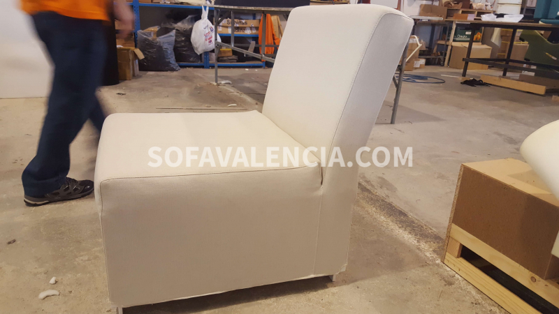 Miniatura 3 del Sofá Entidades Modelo Exterior | Sofá realizado a medida en nuestra Fábrica de Sofás Valencia