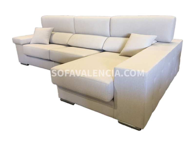 1 luxury sofa chaise longue barato valencia sectional sofas - Sofa cama chaise longue ...