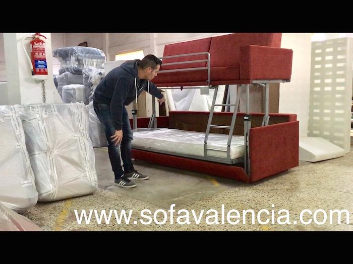 sofás cama valencia
