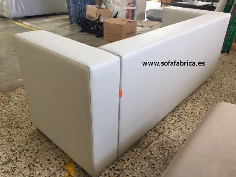 Miniatura 1 del Sofá Entidades Modelo Line | Sofá realizado a medida en nuestra Fábrica de Sofás Valencia