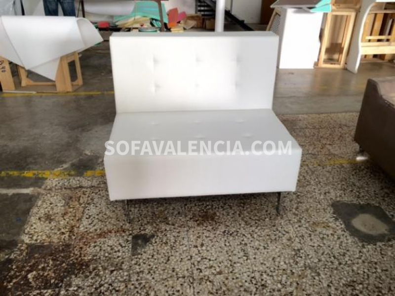 Miniatura 1 del Sofá Entidades Modelo Puzzle | Sofá realizado a medida en nuestra Fábrica de Sofás Valencia