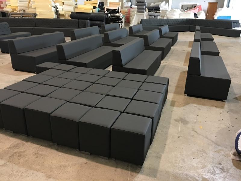 Miniatura 10 del Sofa Entidades Modelo Tetris | Sofá realizado a medida en nuestra Fábrica de Sofás Valencia
