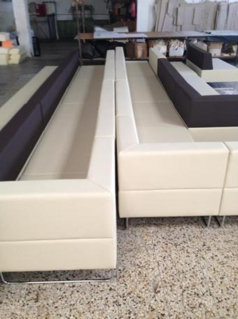 Miniatura 3 del Sofa Entidades Modelo Tetris | Sofá realizado a medida en nuestra Fábrica de Sofás Valencia