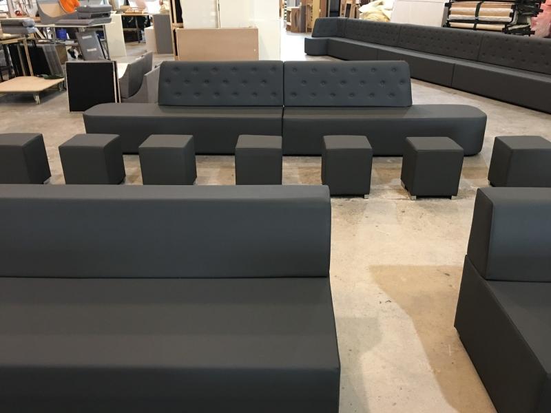 Miniatura 5 del Sofa Entidades Modelo Tetris | Sofá realizado a medida en nuestra Fábrica de Sofás Valencia