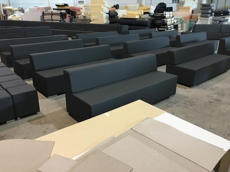 Miniatura 8 del Sofa Entidades Modelo Tetris | Sofá realizado a medida en nuestra Fábrica de Sofás Valencia