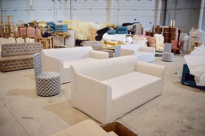 Miniatura 1 del Sofá Entidades Modelo Alzira | Sofá realizado a medida en nuestra Fábrica de Sofás Valencia