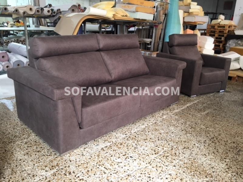 Miniatura 7 del Sofa Relax Modelo Marbella   Sofá realizado a medida en nuestra Fábrica de Sofás Valencia