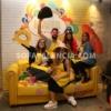 Miniatura 8 del Sofás para Entidades Oscar Mayer | Sofá realizado a medida en nuestra Fábrica de Sofás Valencia