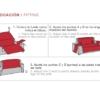 Miniatura 5 del Funda para Sofás 3+2 | Sofá realizado a medida en nuestra Fábrica de Sofás Valencia