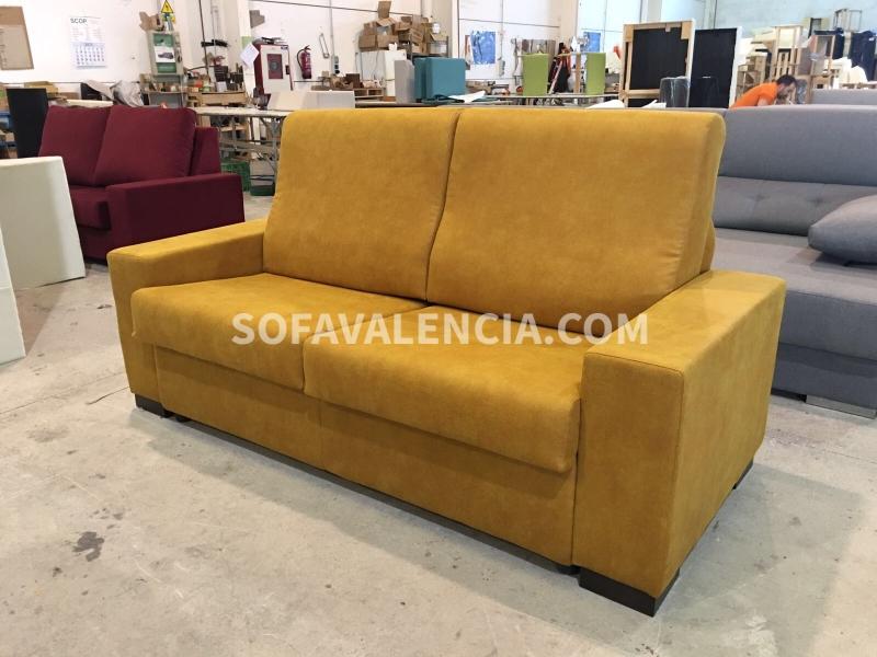 Miniatura del Sofá cama Ivana   Sofá realizado a medida en nuestra Fábrica de Sofás Valencia