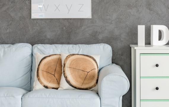5 trucos para colocar las fundas de sofás