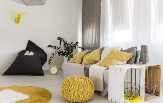 Desenfundar el sofá para limpiarlo