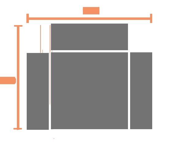 1 plaza 100 Modelo Butaca Modelo Cubo