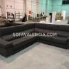 Miniatura 1 del Sofá Rinconera Modelo Geo Extraíble | Sofá realizado a medida en nuestra Fábrica de Sofás Valencia