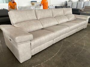 Sofá ejemplo Premium  101 +-Blanco/Gris/beig 276