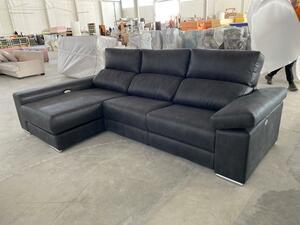 Sofá ejemplo Premium  66 +- Graphite/Negro 280