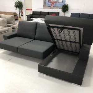 Miniatura 1 del Sofá Chaise Longue Jara Stock (A)   Sofá realizado a medida en nuestra Fábrica de Sofás Valencia